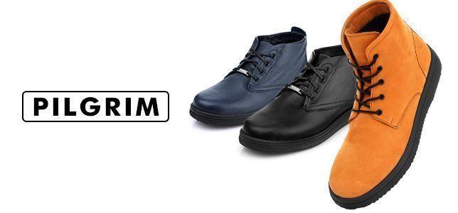 Стильная и практичная обувь Pilgrim