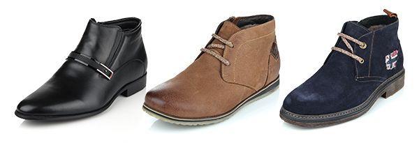 Стильная мужская обувь со скидкой