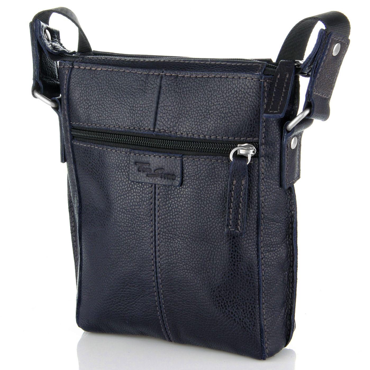 Удобная мужская сумка через плечо