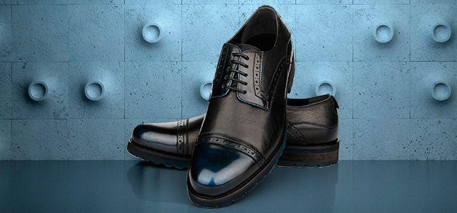 Стильная новинки мужской обуви