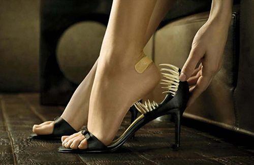 Как избавится от натирания ног?