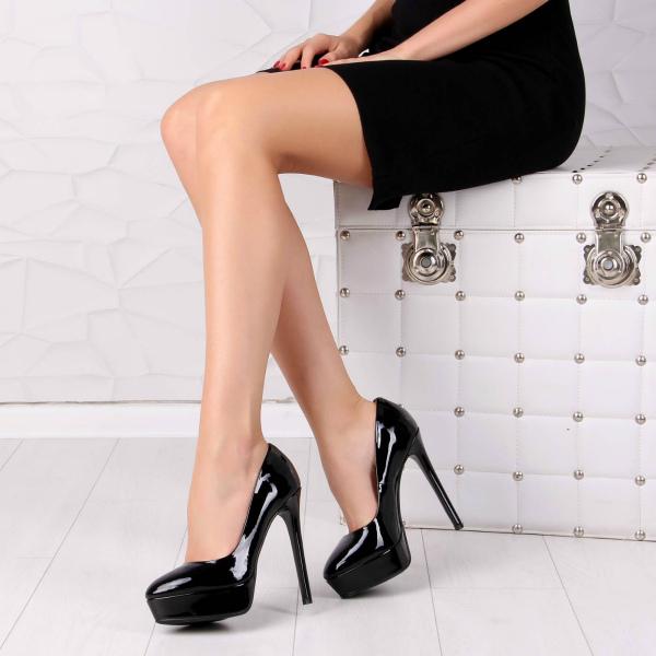 женские туфли на высоком каблуке с палтформой
