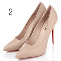 Женская обувь на шпильке