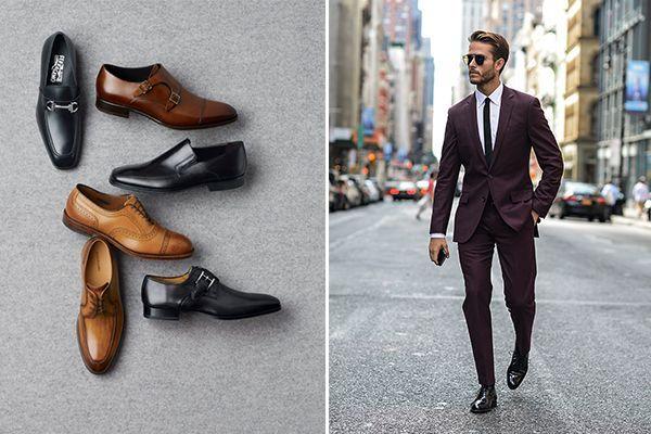 Классическая обувь для стильных мужчин