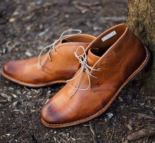 Мужская весення обувь