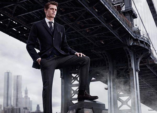 Классическая мужская обувь высокого качества
