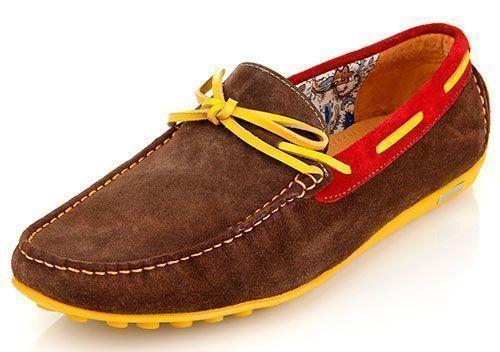 Модные мужские мокасины BASCONI 2423 в магазине ditto.ua
