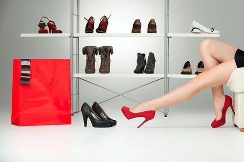 Покупать обувь через интернет безопасно