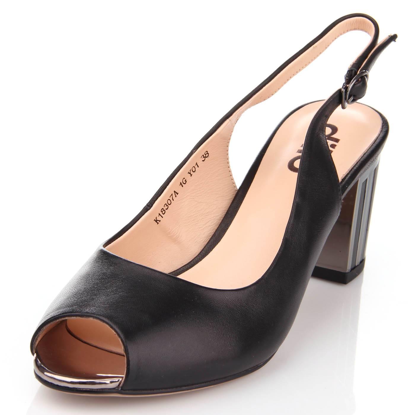 Босоніжки жіночі ditto 6701 Чорний купить по выгодной цене в ... 422af0697c9bb