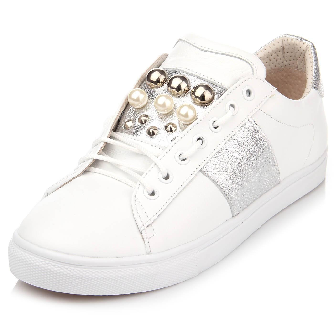 Кеди жіночі bosa 6503 Білий купить по выгодной цене в интернет ... 7670520d98fef