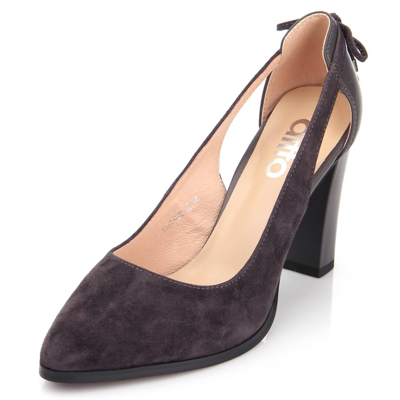 Туфлі жіночі ditto 6904 Сірий купить по выгодной цене в интернет ... 2c73df1a7c9b9