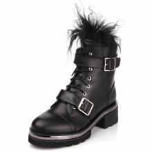 Купити жіночі черевики на товстій підошві в Харкові d42e309e7263a