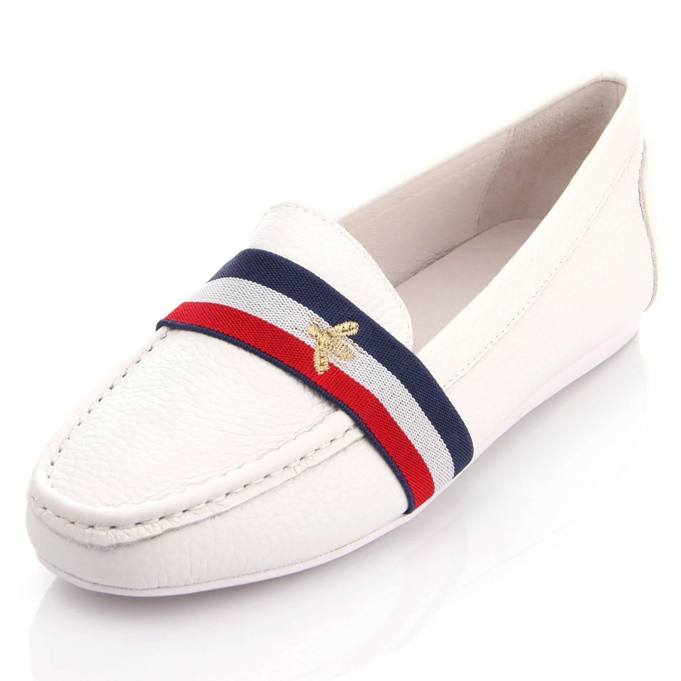 Мокасины женские ditto 4809 Белый купить по выгодной цене в интернет ... ffa1112b432aa