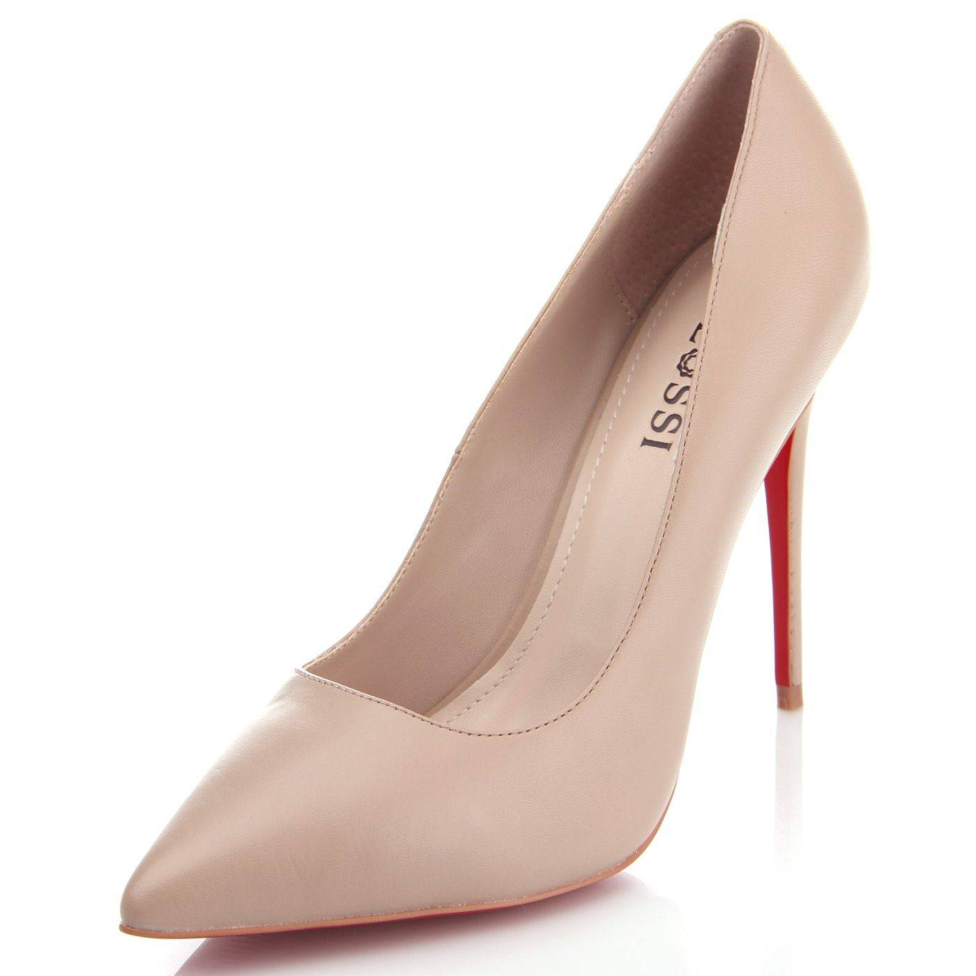 Туфлі жіночі Glossi 3310 Бежевий купить по выгодной цене в интернет ... eeb4ef45e67ea