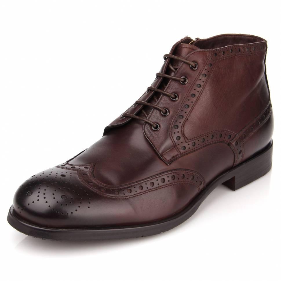 Ботинки мужские ditto 4610 Ditto