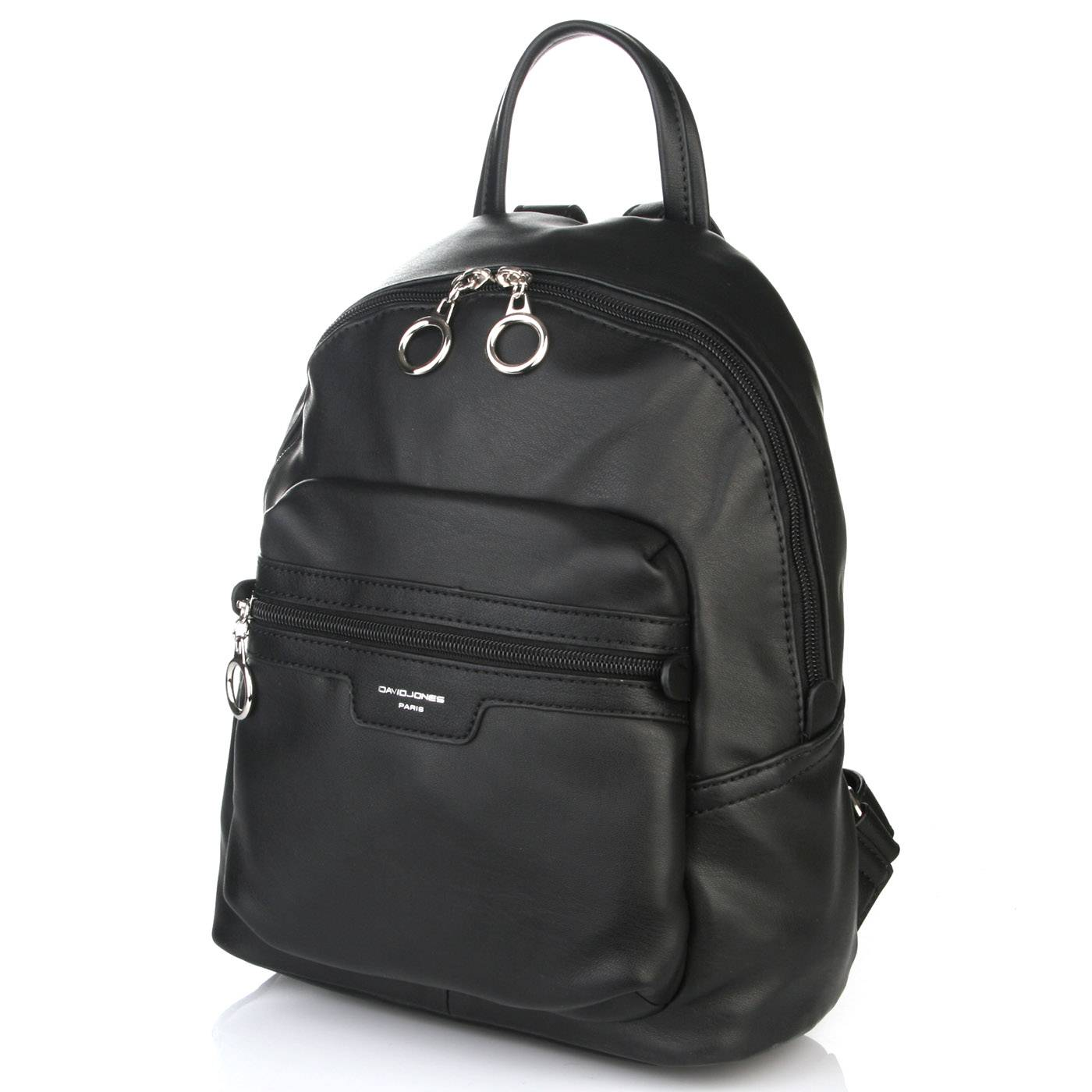 1cf479895279 Рюкзак женский David Jones 6110 Черный купить по выгодной цене в ...