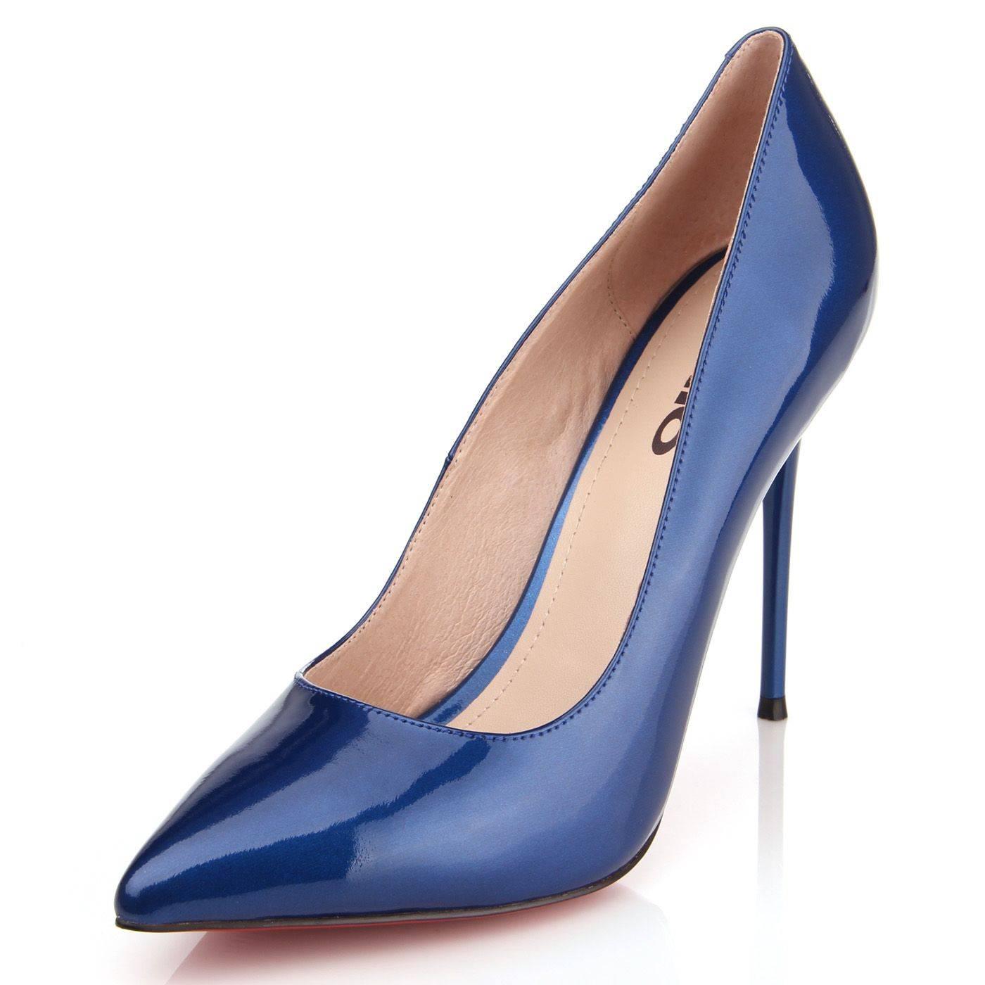 Туфлі жіночі ditto 4314 Синій купить по выгодной цене в интернет ... 7699072011c32