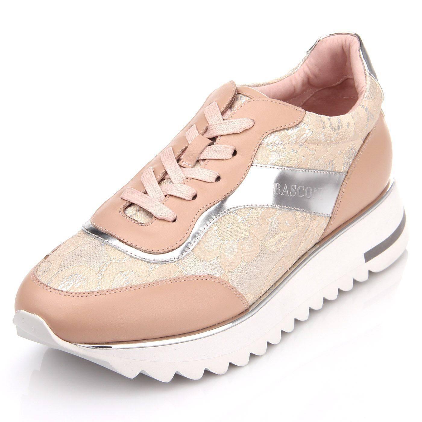 Кросівки жіночі Basconi 4718 Рожевий купить по выгодной цене в ... 289d5b7ab940a
