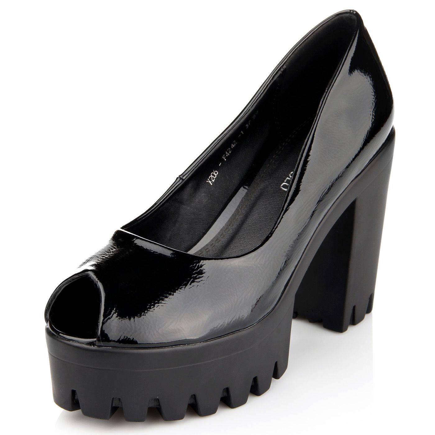 Купить женские туфли с бесплатной доставкой по Москве