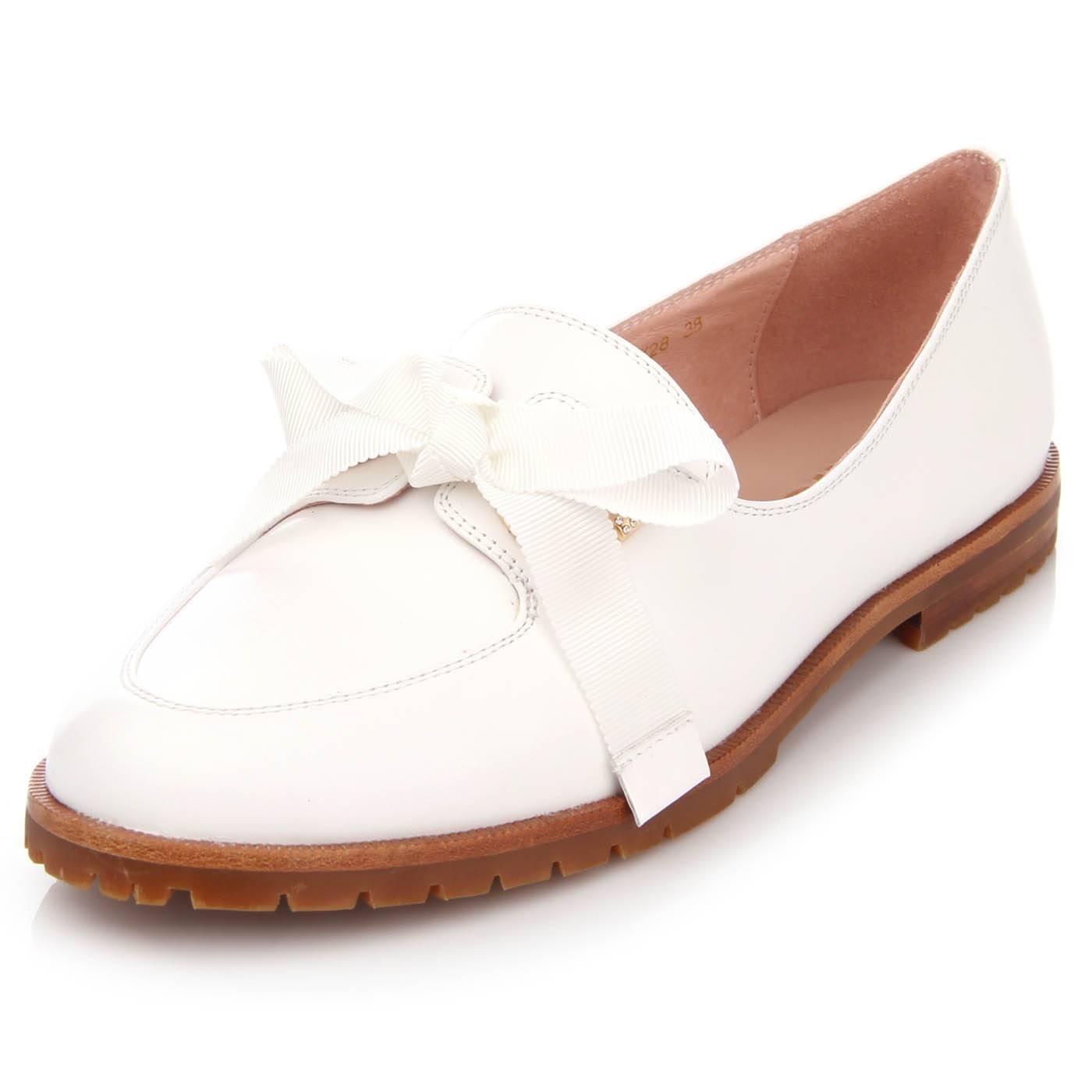Туфлі жіночі ditto 6520 Білий купить по выгодной цене в интернет ... 9149da89da5d7