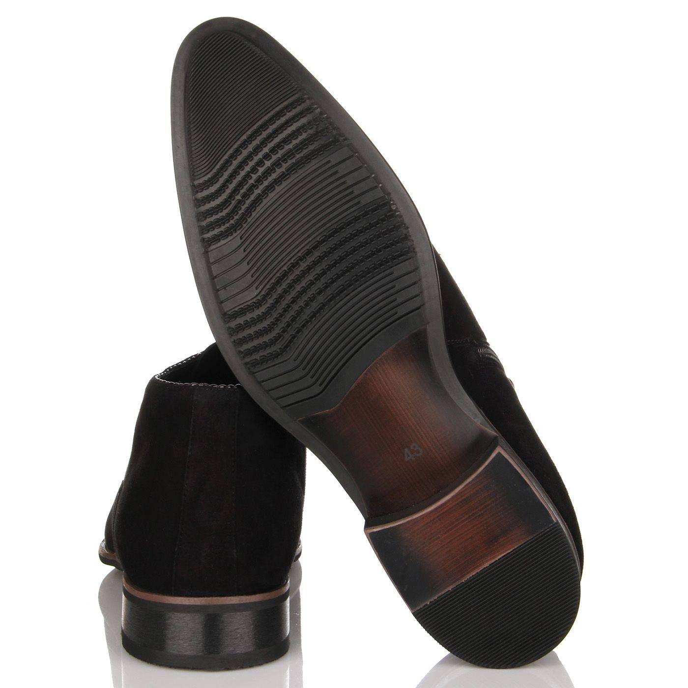 c8099129a911d2 Черевики чоловічі Boticheli 2821 Чорний купить по выгодной цене в ...