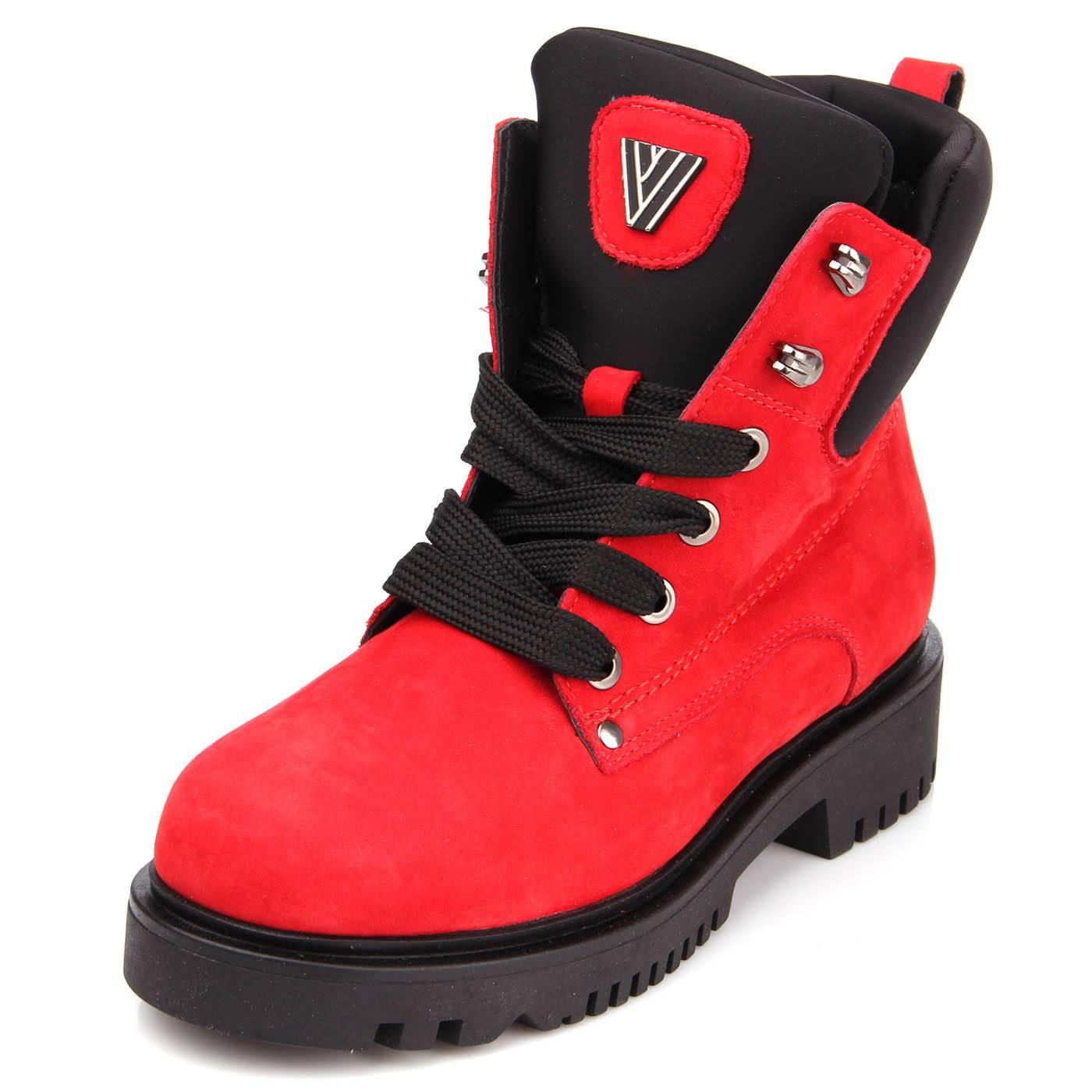 Черевики жіночі bosa 7023 Червоний купить по выгодной цене в ... 0ae6c26303b00