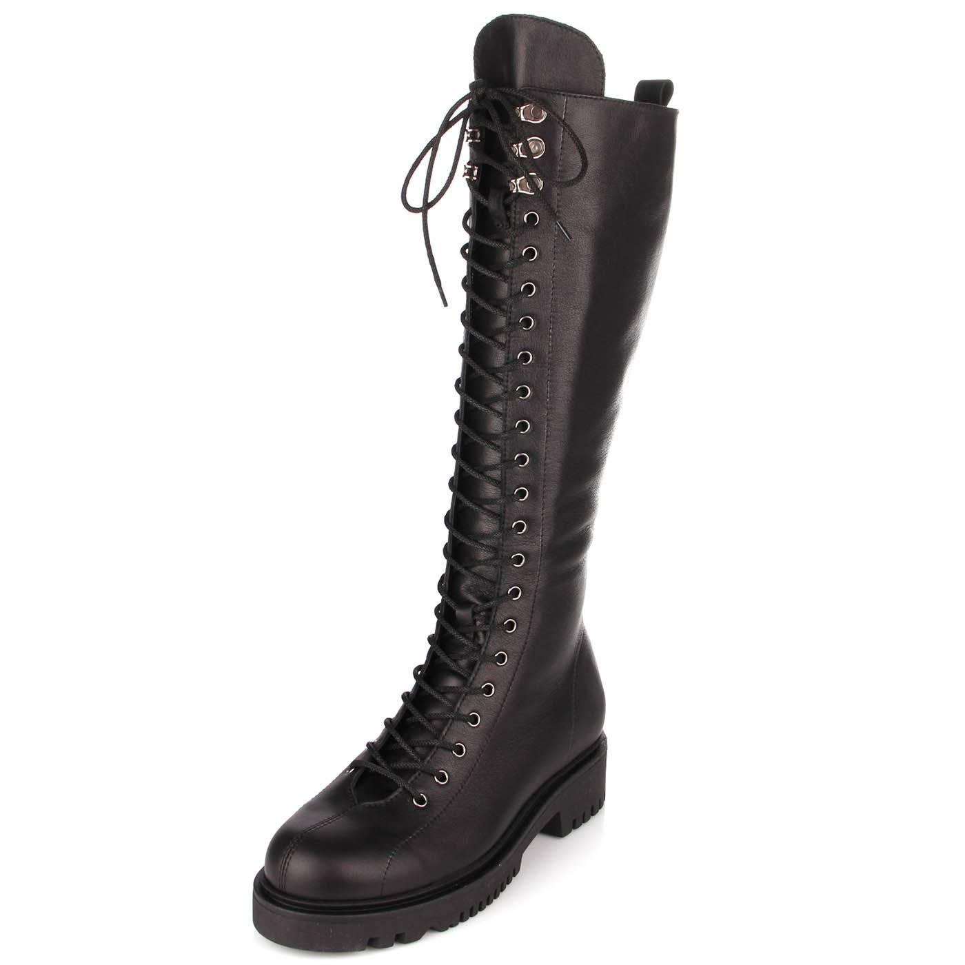 Чоботи жіночі bosa 7223 Чорний купить по выгодной цене в интернет ... 4d46282f4946c