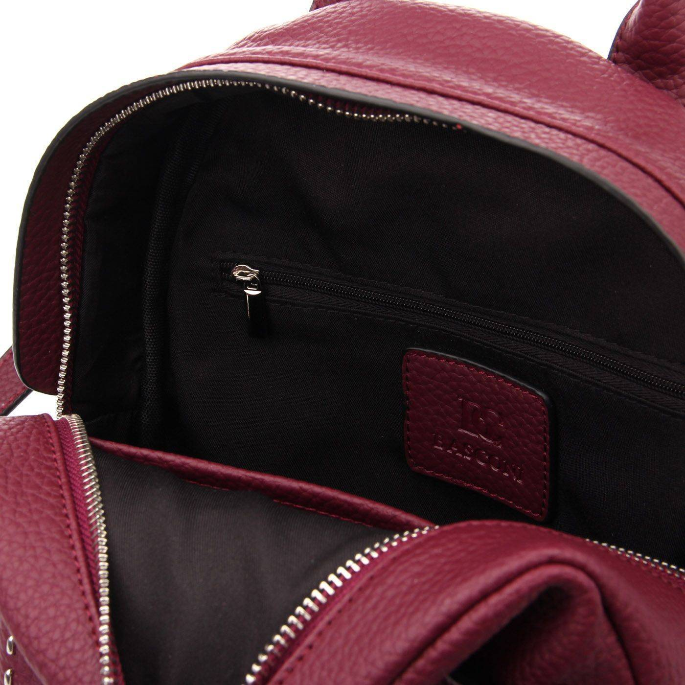 5a002282bd1a Рюкзак женский Basconi 5124 Бордовый купить по выгодной цене в ...