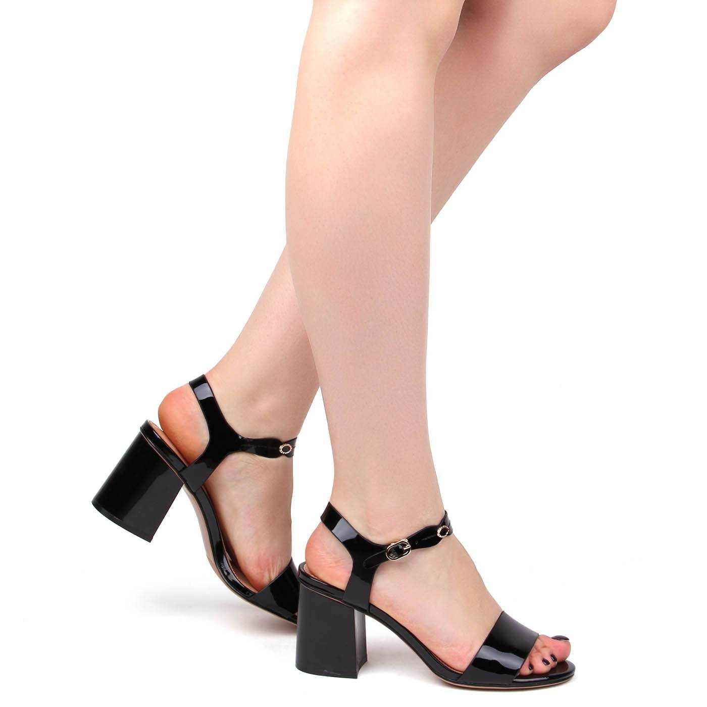 Босоніжки жіночі ditto 6426 Чорний купить по выгодной цене в ... 443ecd1c466f1