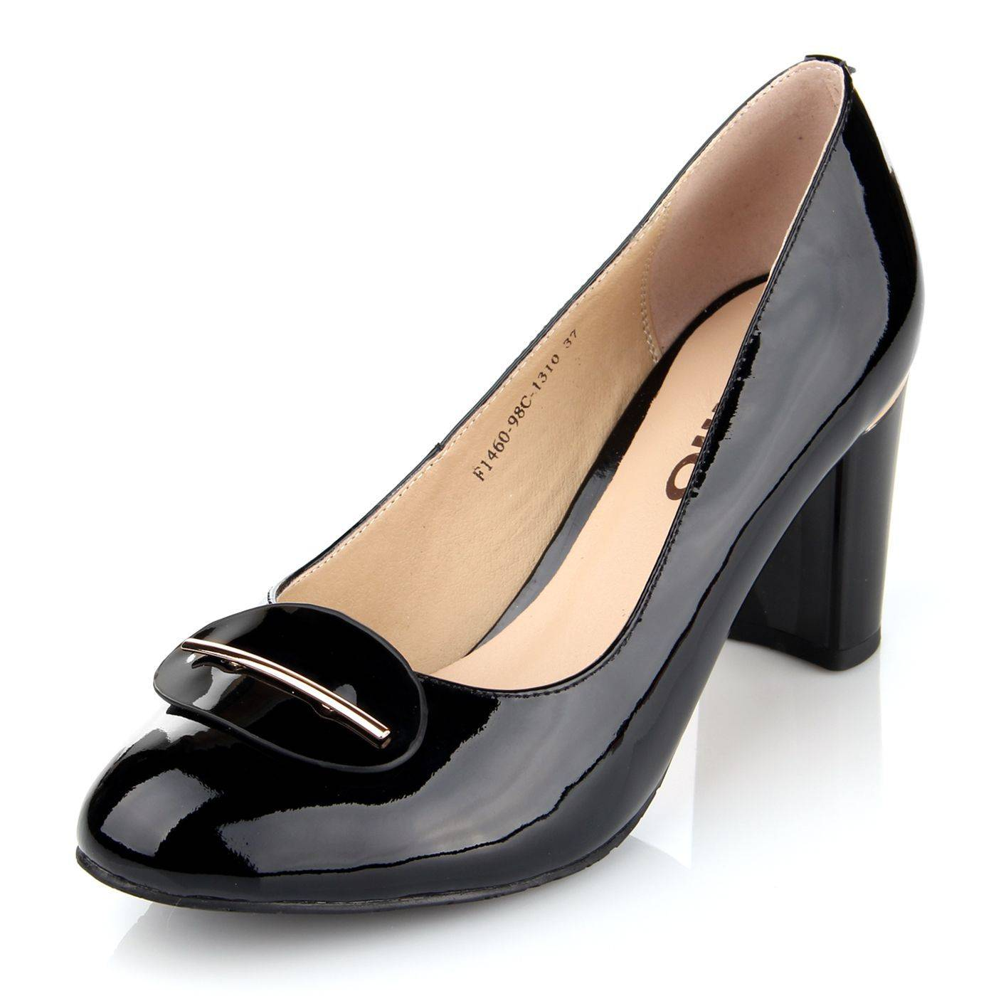 Туфлі жіночі ditto 2027 Чорний купить по выгодной цене в интернет ... b138f06f2ca73