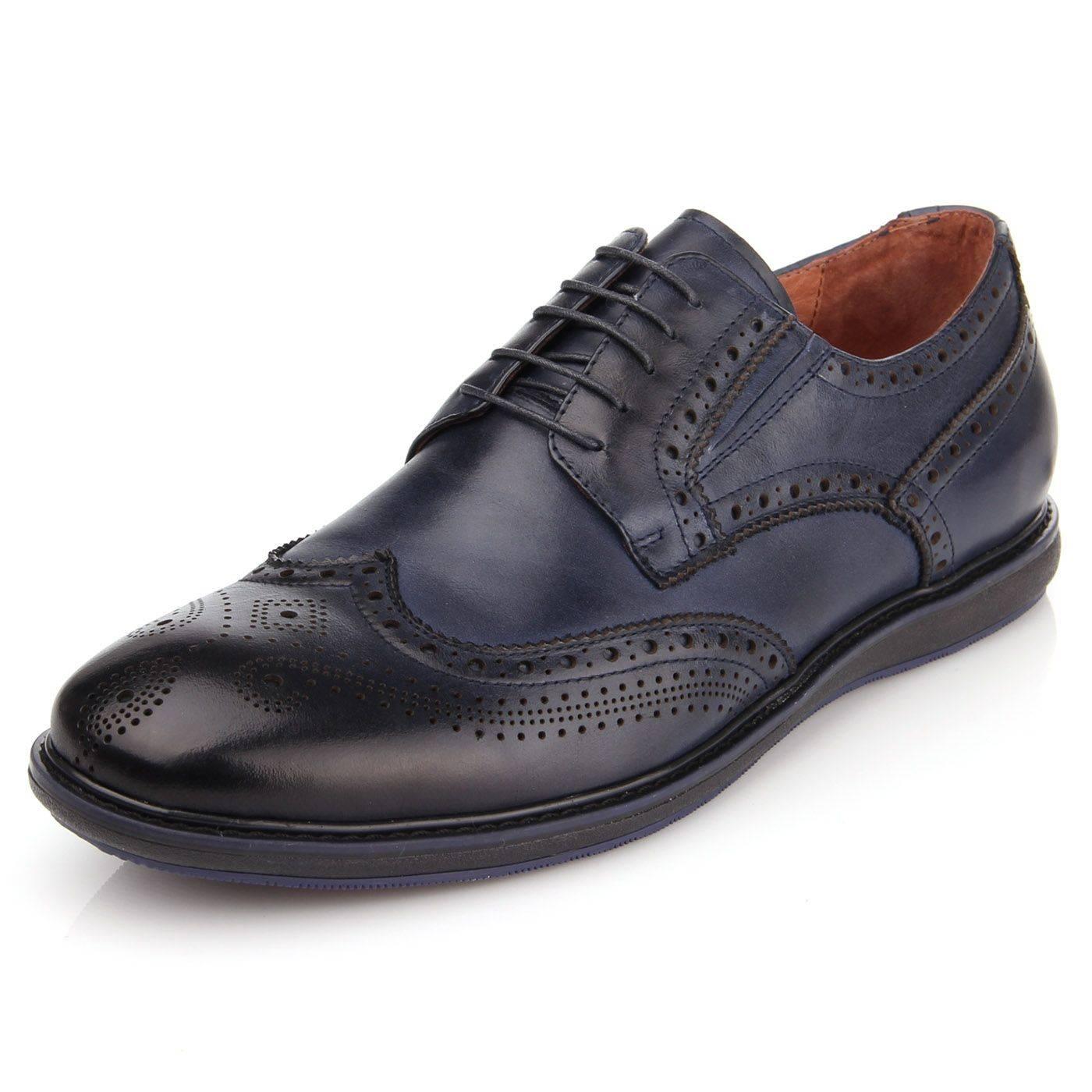 Туфли мужские ditto 4327 Синий купить по выгодной цене в интернет ... 7a6fffdba7e19