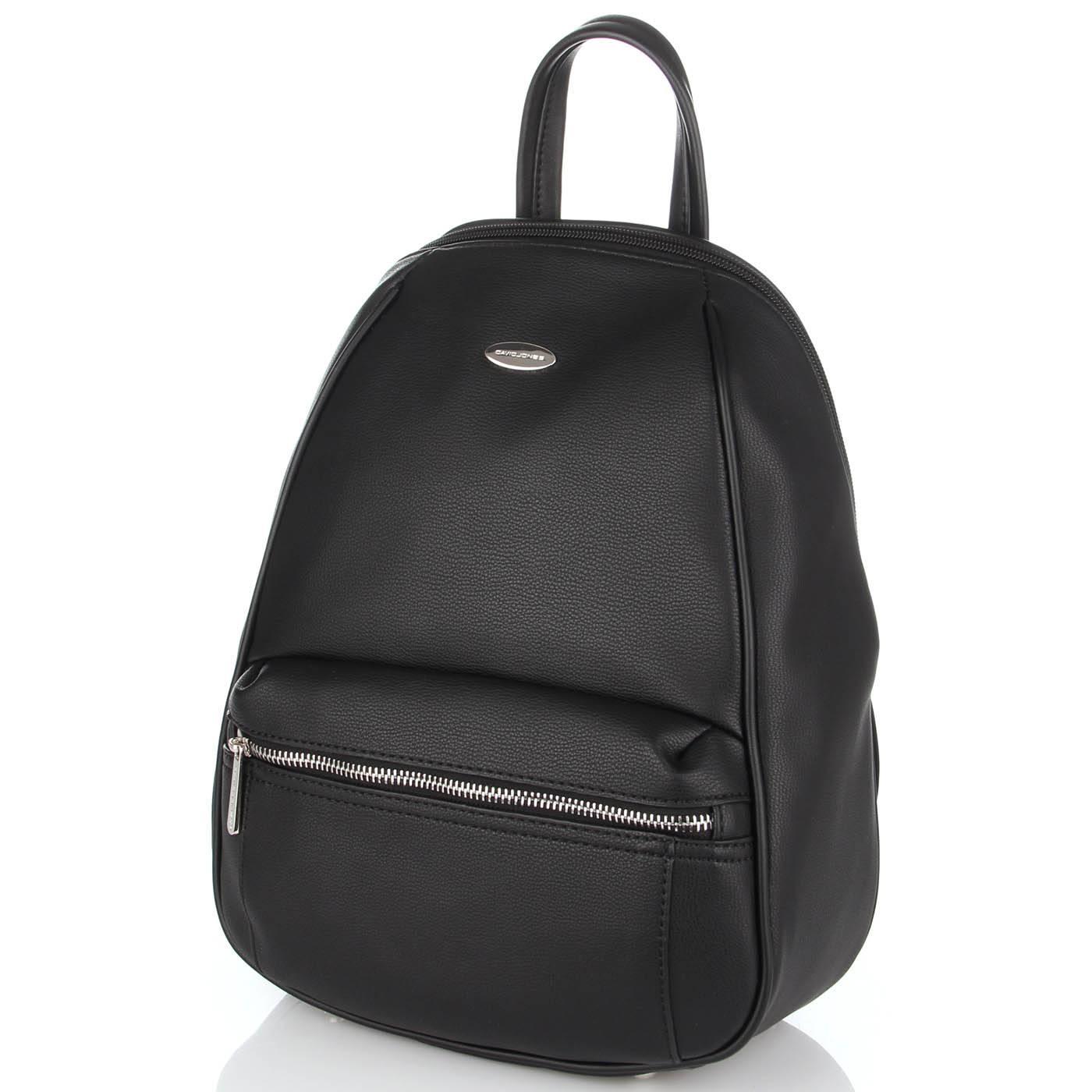 44acecb7a1cb Рюкзак женский David Jones 7330 Черный купить по выгодной цене в ...