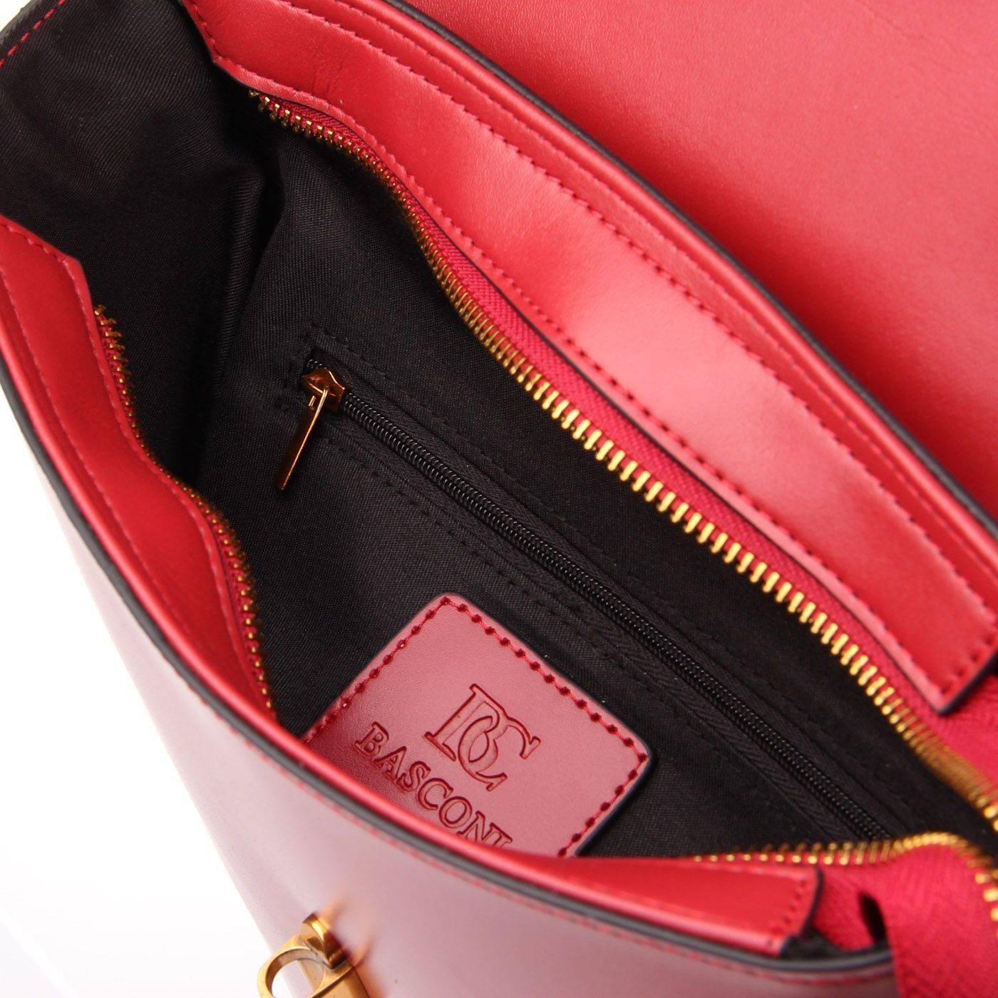11c4e5589531 Сумка-рюкзак женская Basconi 4834 Красный купить по выгодной цене в ...