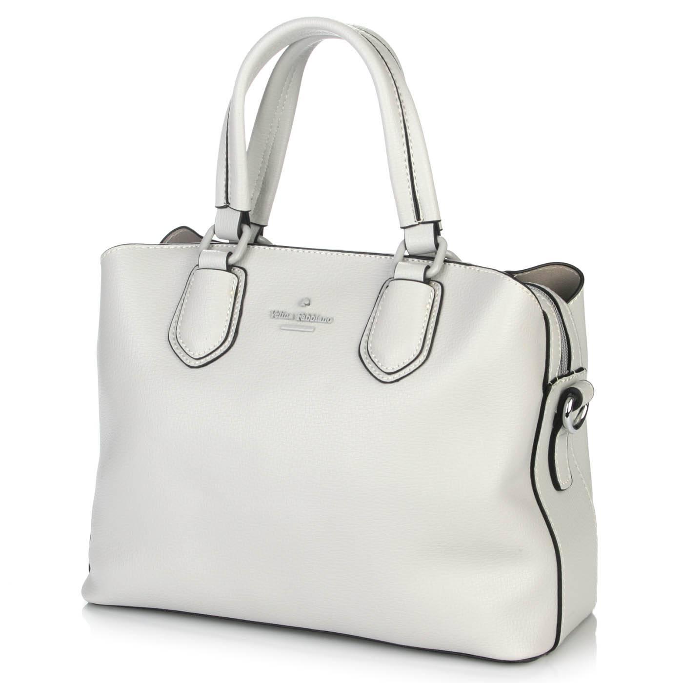 756d08a12b1e Сумка женская Velina Fabbiano 7535 Серый купить по выгодной цене в ...