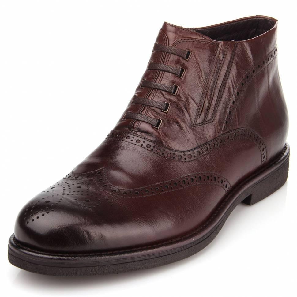 Ботинки мужские Basconi 4437 Basconi