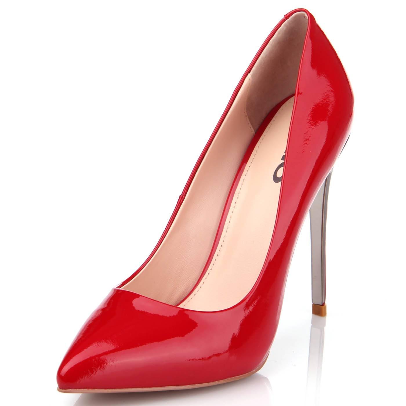 Туфлі жіночі ditto 6344 Червоний купить по выгодной цене в интернет ... ff129b1ddf54f
