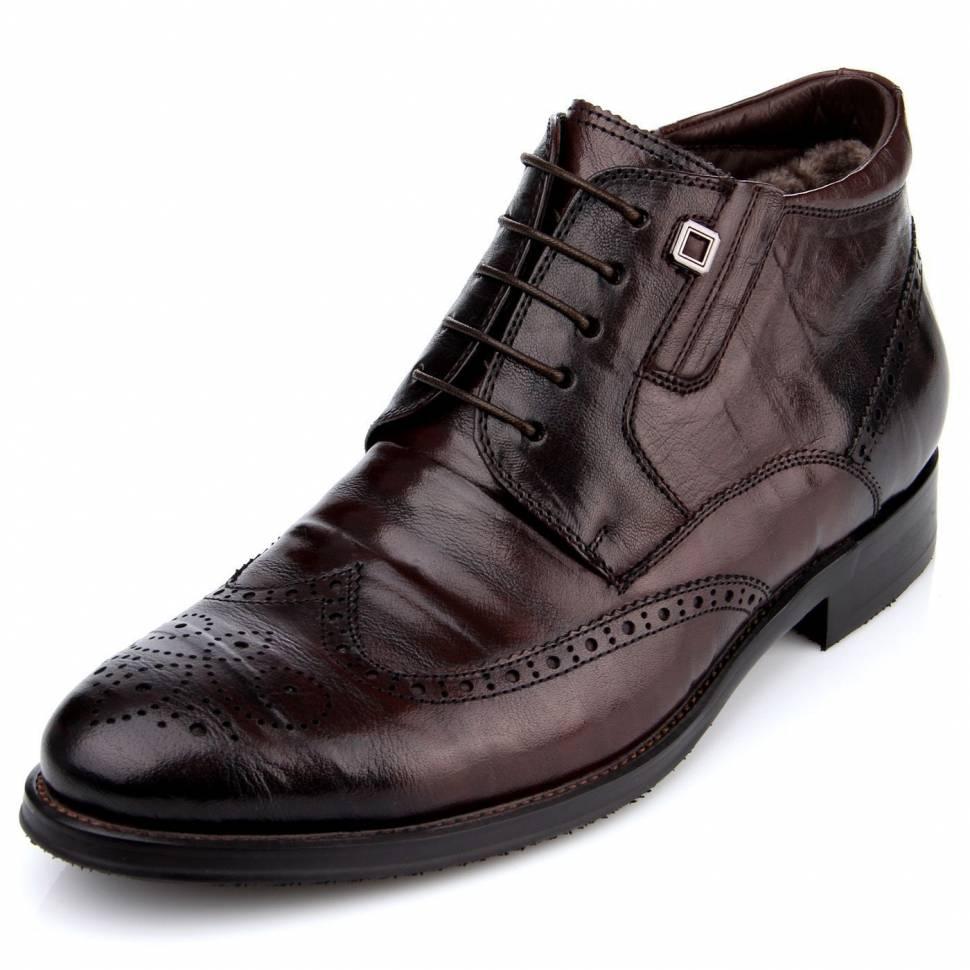 Ботинки мужские ditto 3146 Ditto
