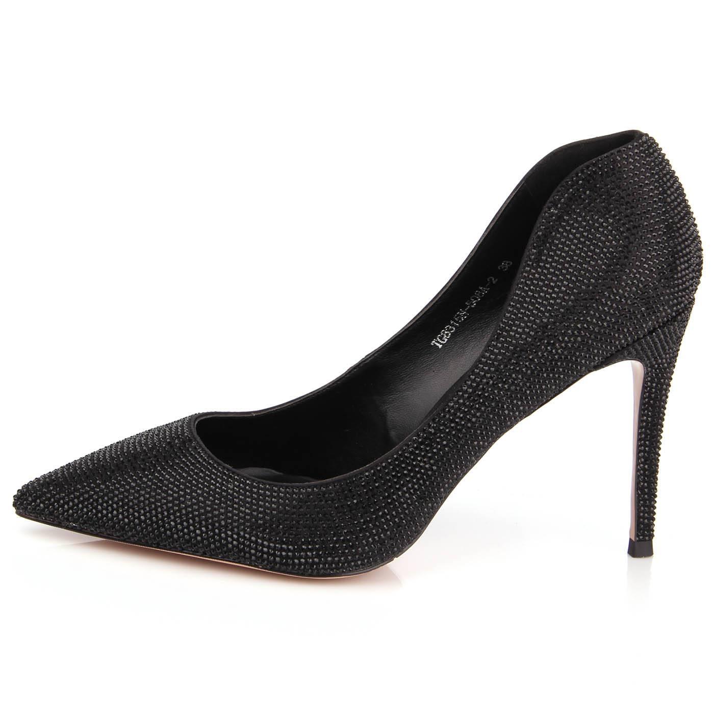 Туфли женские Basconi 6946 Черный купить по выгодной цене в интернет ... 1b1912af610