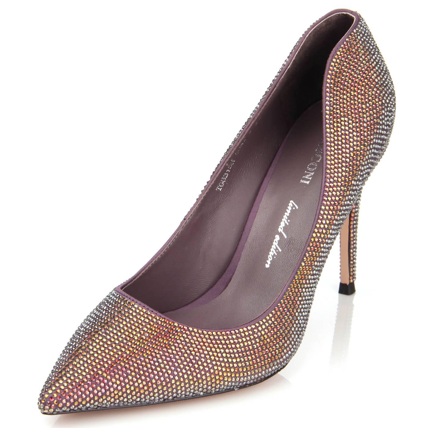 Туфли женские Basconi 6947 Фиолетовый купить по выгодной цене в ... 77fcbc84954