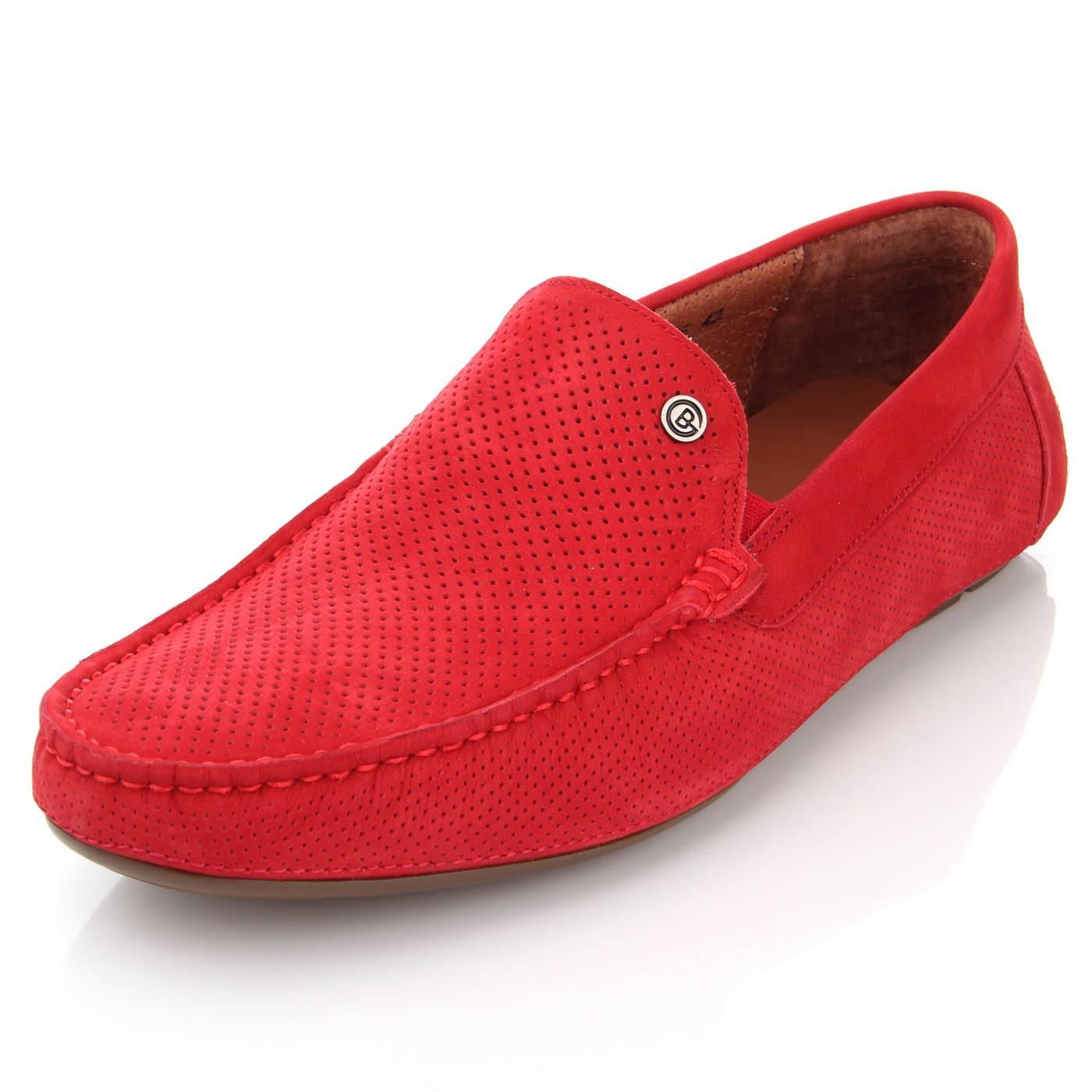 d6ef69638 Мокасины мужские ditto 6648 Красный купить по выгодной цене в ...