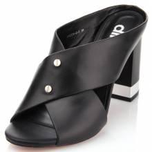 751068368 Женские сабо (черные), купить женские сабо черного цвета в Украине ...