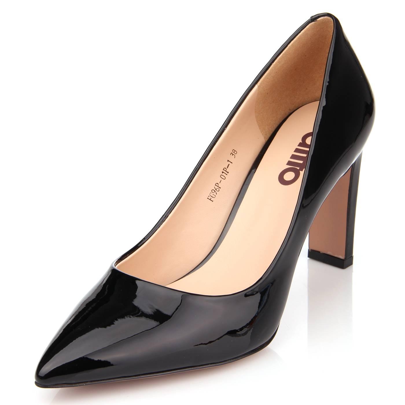 Туфлі жіночі ditto 6449 Чорний купить по выгодной цене в интернет ... b9190fa2d0073
