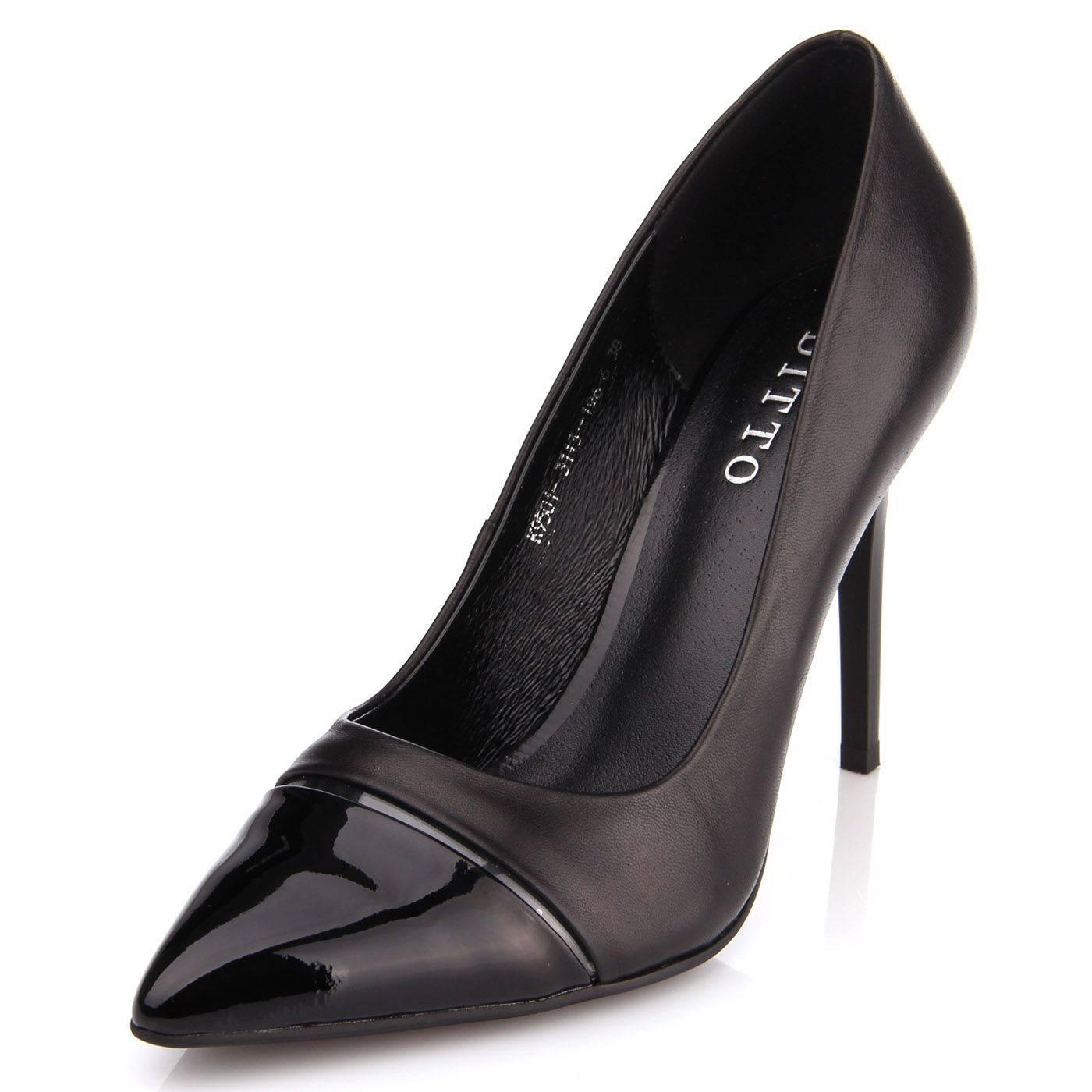 Туфлі жіночі ditto 4351 Чорний купить по выгодной цене в интернет ... bafa9a9b88bd9