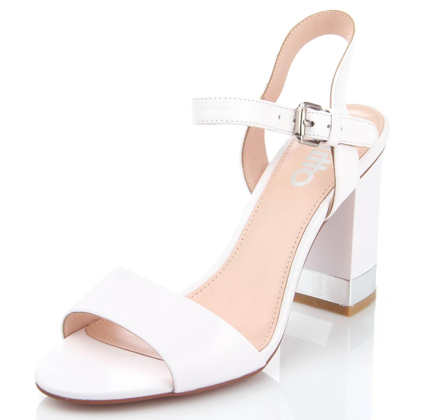 Босоніжки жіночі ditto 6751 Білий купить по выгодной цене в интернет ... eaf2fa48fc20b