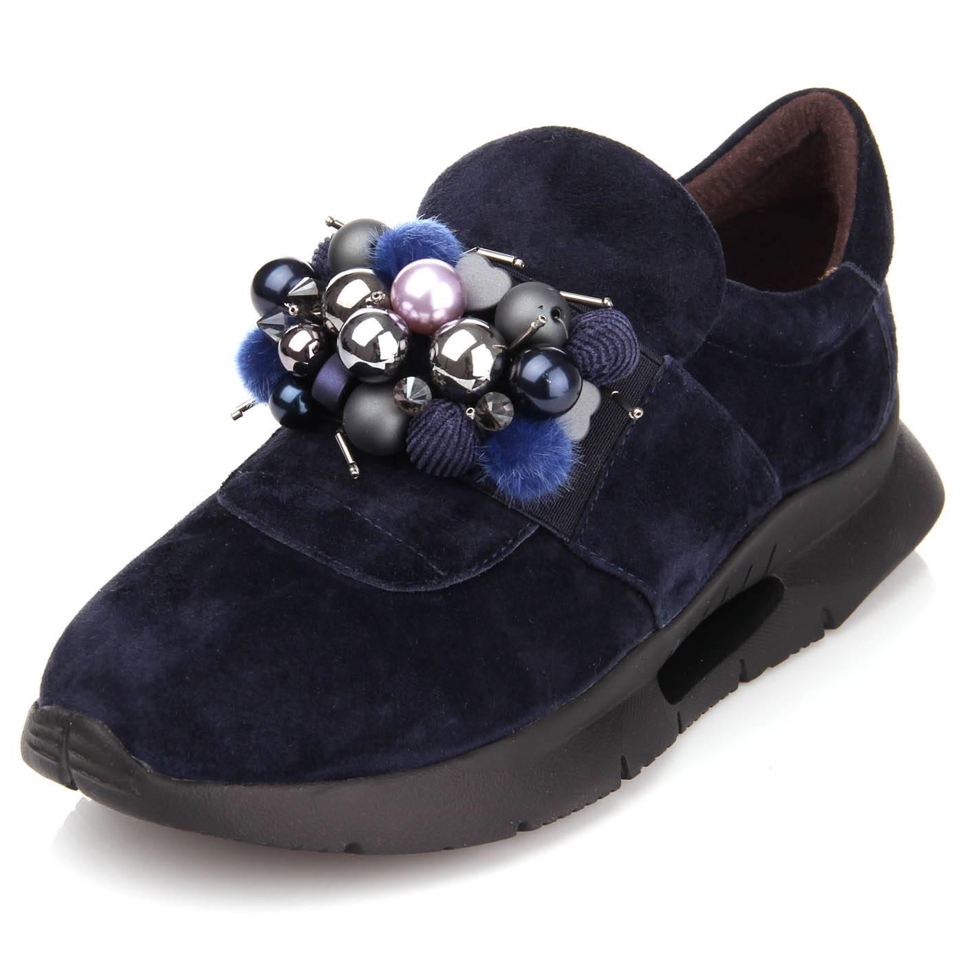 Кросівки жіночі ditto 6954 Синій купить по выгодной цене в интернет ... eff945aab7d0a