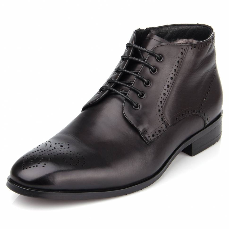 Ботинки мужские Basconi 4656 Basconi
