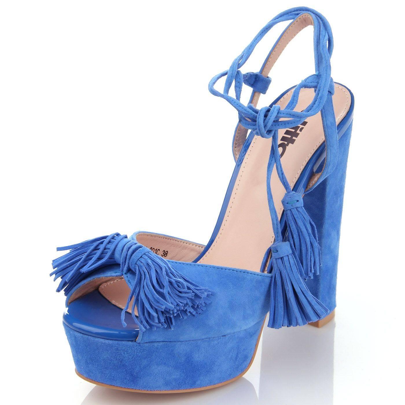 Босоніжки жіночі ditto 5556 Блакитний купить по выгодной цене в ... 64d4c99eec086