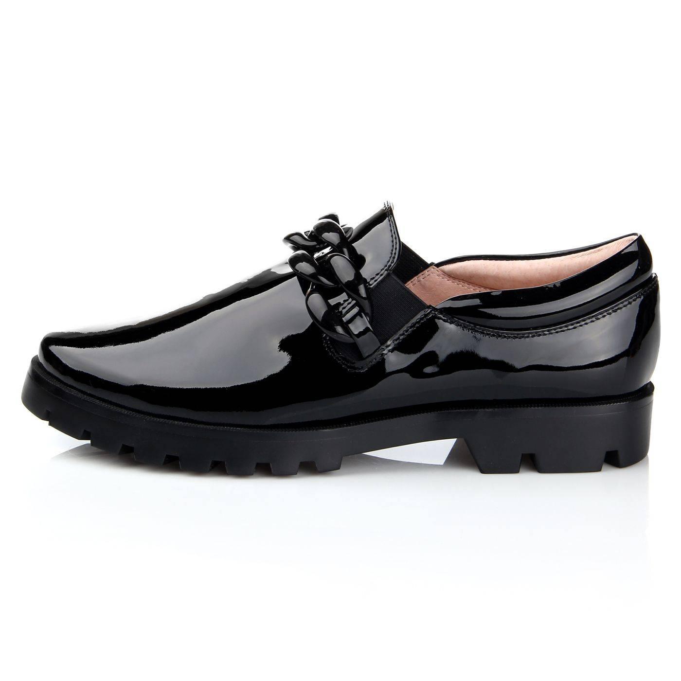 Туфлі жіночі basconi 1967 Чорний купить по выгодной цене в интернет ... 25a74537936fa