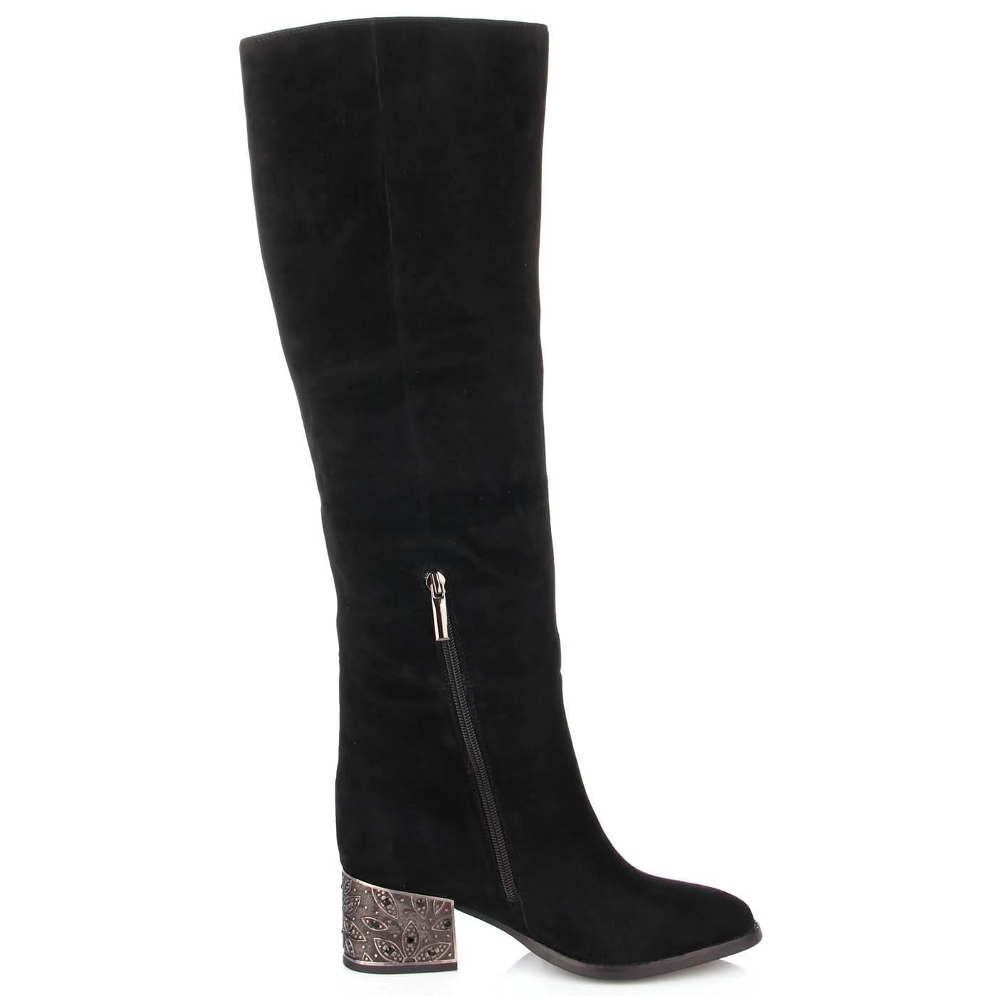 Чоботи жіночі ditto 6967 Чорний купить по выгодной цене в интернет ... 72fc6aef9d382
