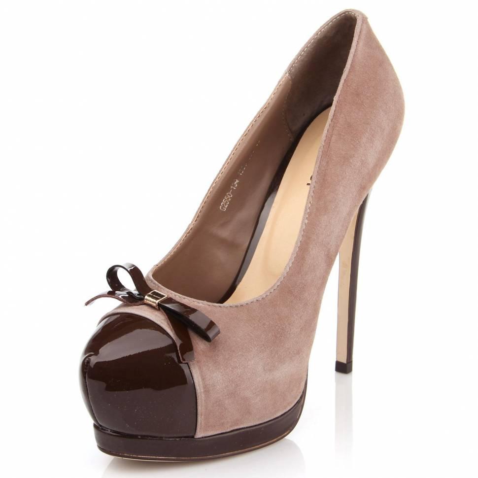 Туфли женские Glossi 3372 Glossi